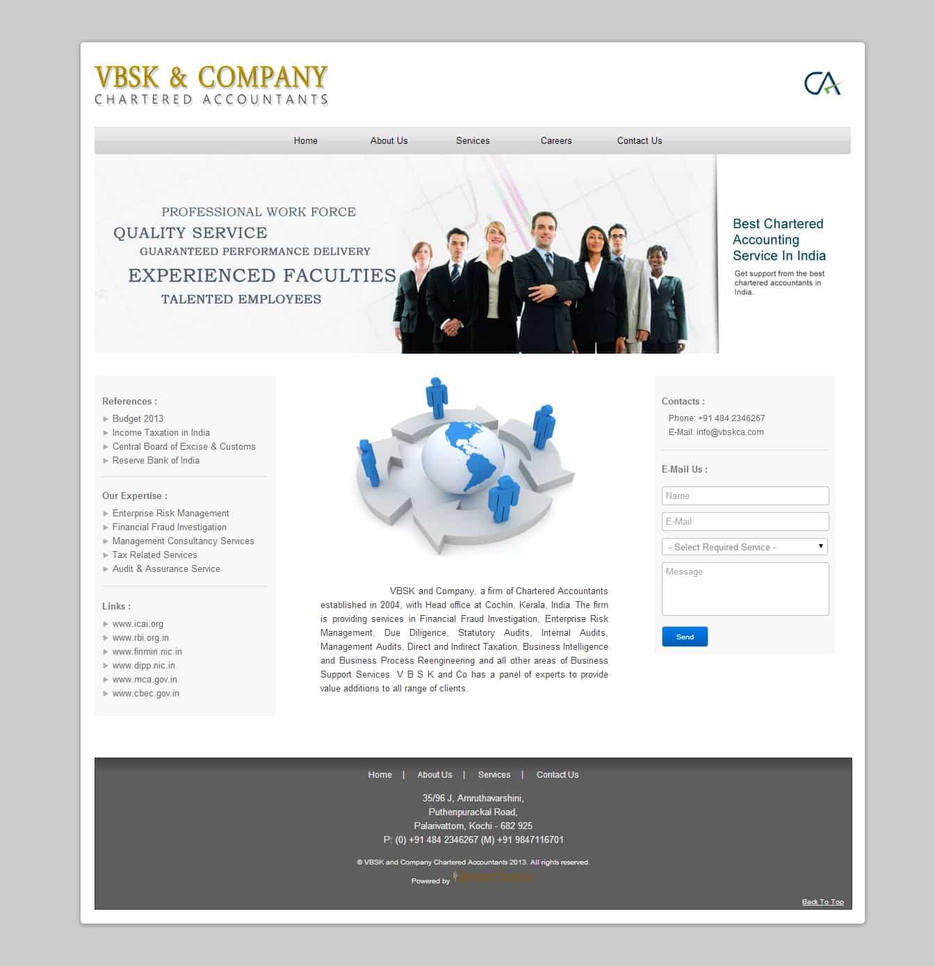 VBSK & Company