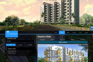 Real estate Builder website Kerala