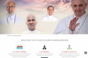 Church Website Thammanam Ernakulam