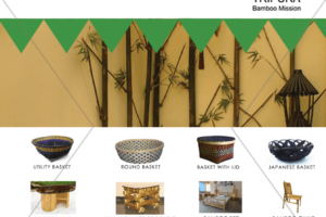 Products: Tripura Bamboo Mission