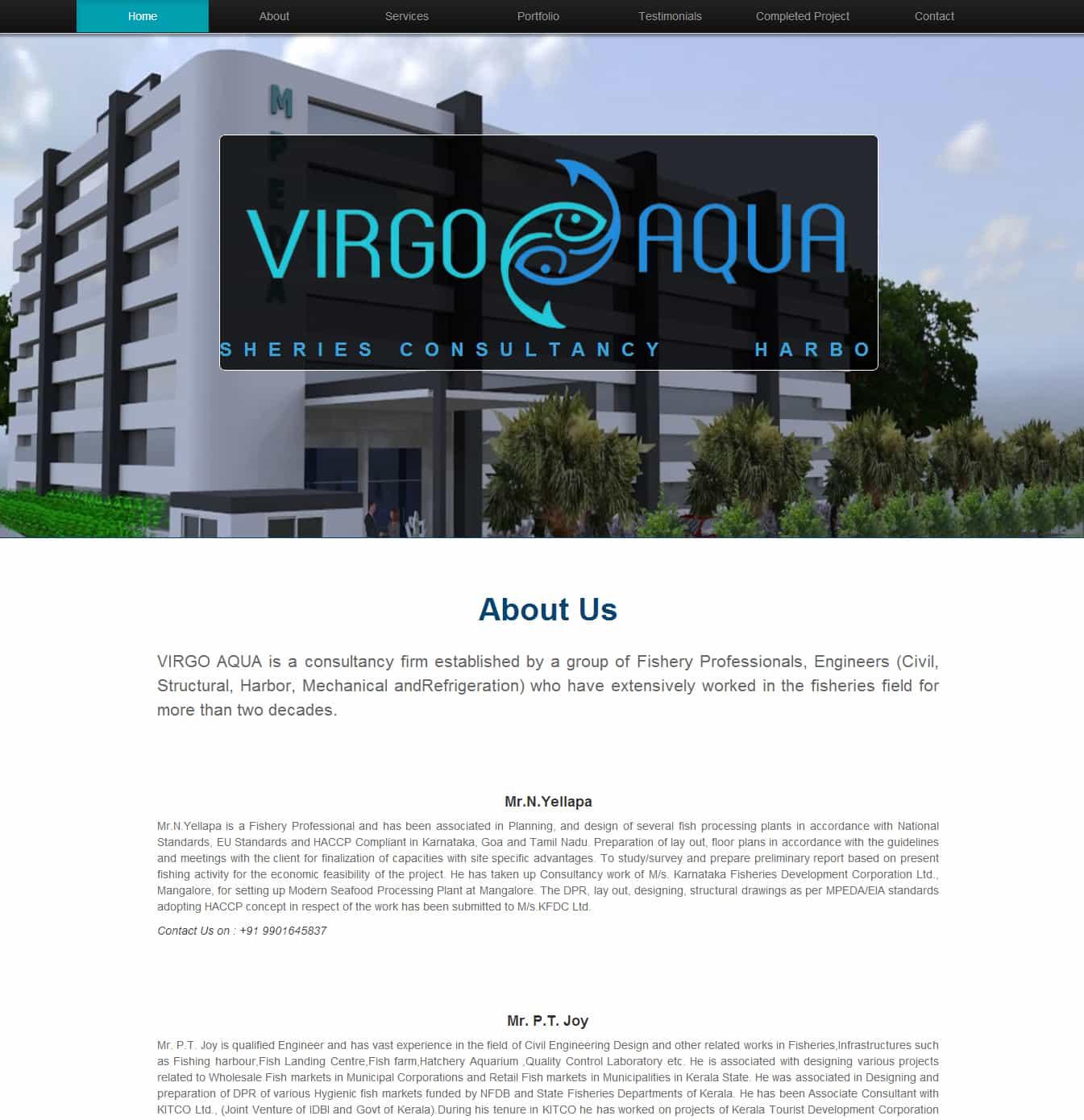 Virgo Aqua