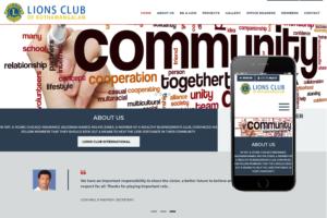 Club Website Kerala