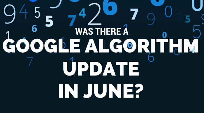 Google Algorithm Update May Be Rolling Out Since June 25