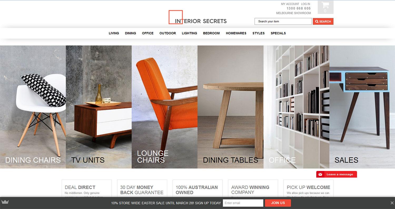 Interior Design Website Developers In Kerala